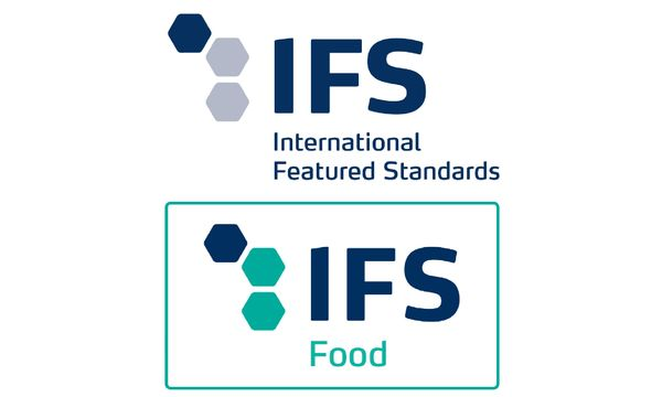 International Featured Standard Food Logo